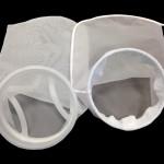Worek filtracyjny do cieczy, siatka nylowa 100 i 50 mikronów